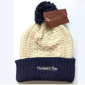 Mitchell Ness Nba New Orleans Pelicans Beanie Nwt